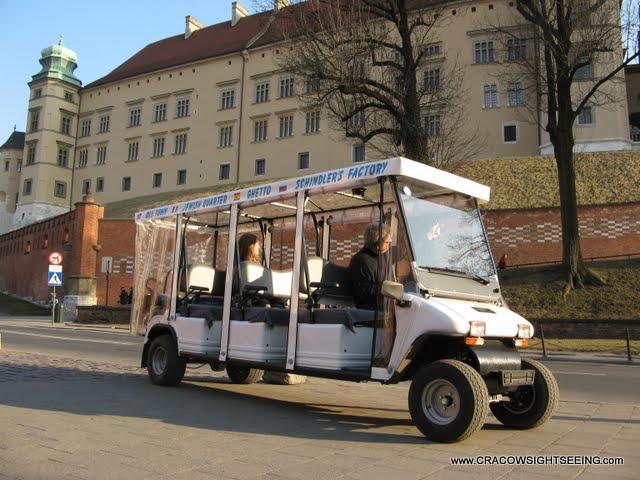 Krakow Taxi Tours