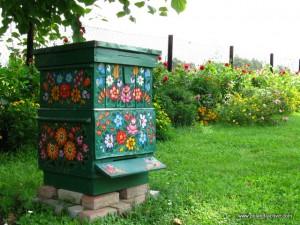 Zalipie-painted village, Zalipie-malowana wieś